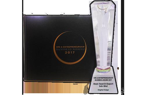 BeanSE - SME & ENTREPRENEURSHIP BUSINESS AWARD 2017