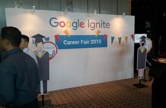 BeanSE - Google Ignite Career Fair 2015