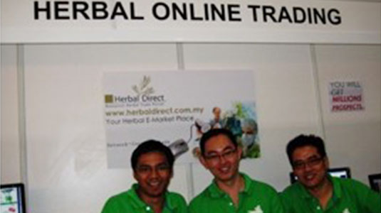 BeanSE - Co-Organize Herbal Asia Event