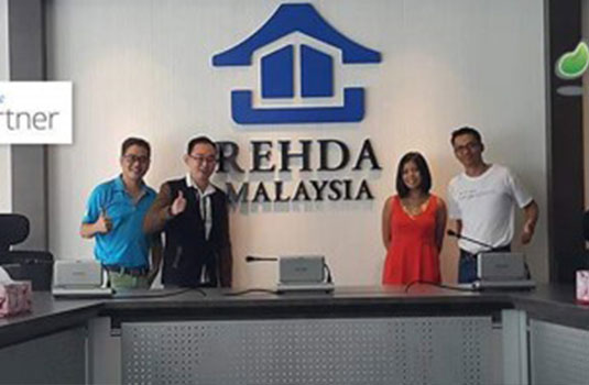 BeanSE - REHDA - Property Developers Digital Awareness
